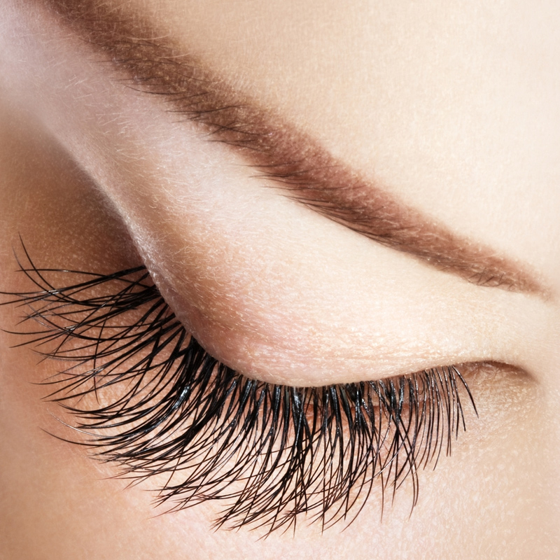 Wimperextensions - Beauty