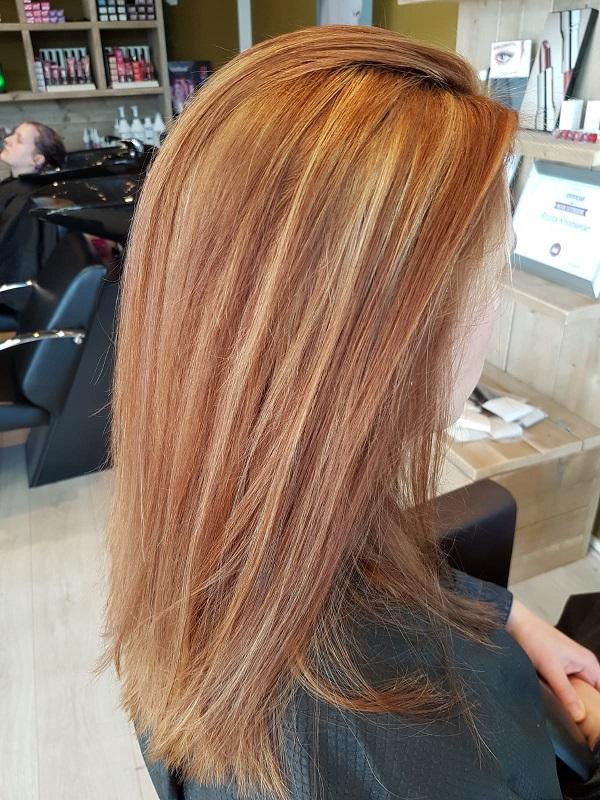 Le hair bronzing loreal